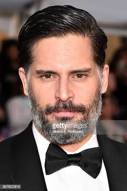 Actor Joe Manganiello attends the 22nd Annual Screen Actors Guild Awards at The Shrine Auditorium on January 30 2016 in Los Angeles California