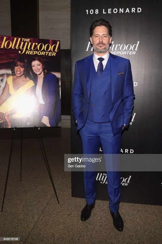 Actor Joe Manganiello attends The Hollywood Reporter's Most Powerful People In Media 2018 at The Pool on April 12, 2018 in New York City.