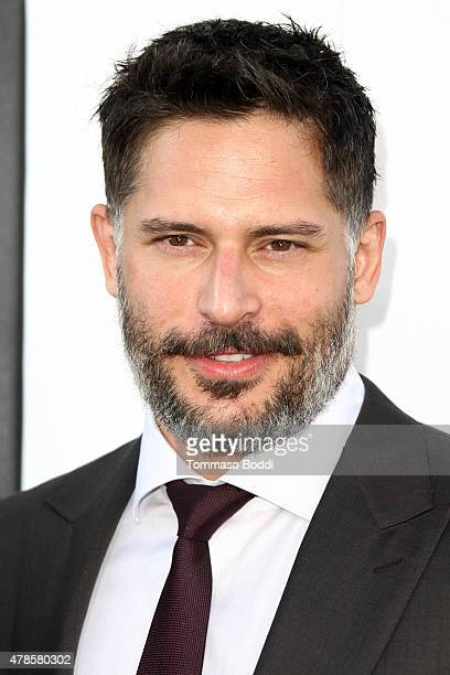 Actor Joe Manganiello attends the Los Angeles world premiere of Warner Bros Pictures' 'Magic Mike XXL' held at TCL Chinese Theatre IMAX on June 25...