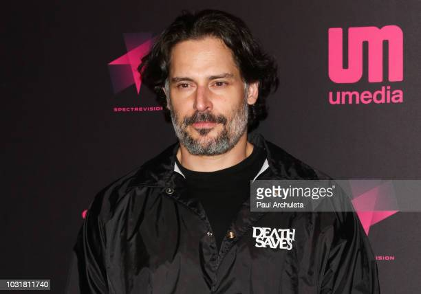 Actor Joe Manganiello attends the special screening and QA of Mandy At Beyond Fest at the Egyptian Theatre on September 11 2018 in Hollywood...