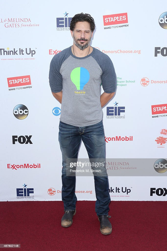 Entertainment Industry Foundation Hosts Star-Studded Telecast For Teachers And Students - Arrivals