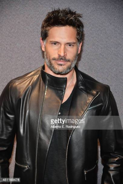 Actor Joe Manganiello is photographed at the I Heart Awards for NBC on May 1 2014 in Los Angeles California