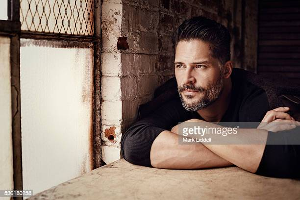 Actor Joe Manganiello is photographed for GQ Italy on July 3 2015 in Los Angeles California