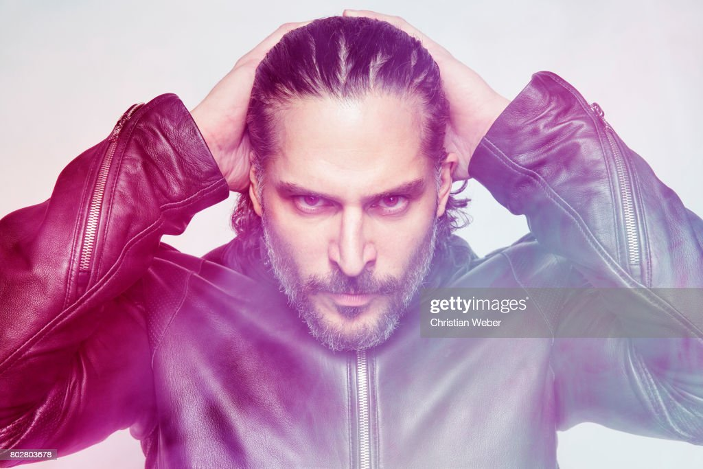 Actor Joe Manganiello photographed on March 17, 2013, in Los Angeles, California.