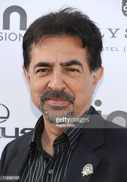Actor Joe Mantegna arrives at the after party to celebrate his star on the Hollywood Walk of Fame at Kress on April 29 2011 in Los Angeles California