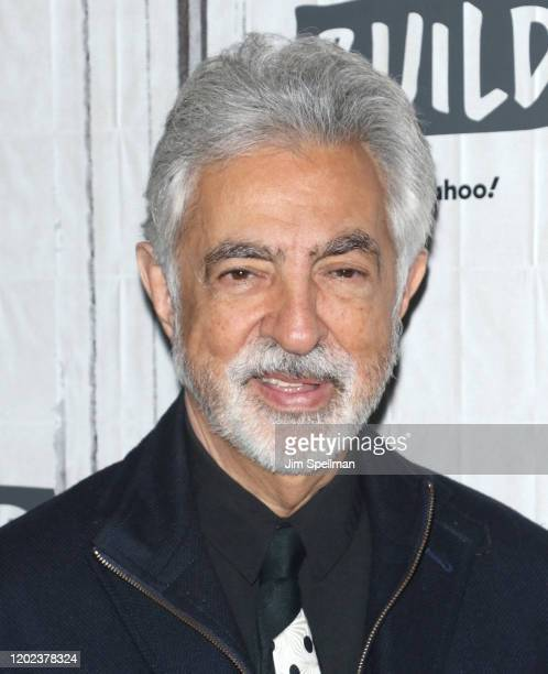 """Actor Joe Mantegna attends the Build Series to discuss """"Criminal Minds"""" at Build Studio on January 27, 2020 in New York City."""