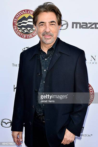 Actor Joe Mantegna attends the Festival of Arts Celebrity Benefit Concert and Pageant on August 23 2014 in Laguna Beach California