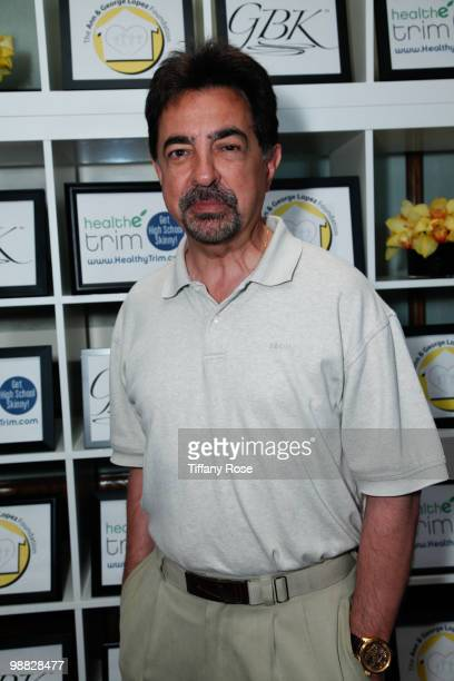 Actor Joe Mantegna attends the GBK Gift Lounge at The George Lopez Celebrity Golf Tournament on May 3 2010 in Toluca Lake California