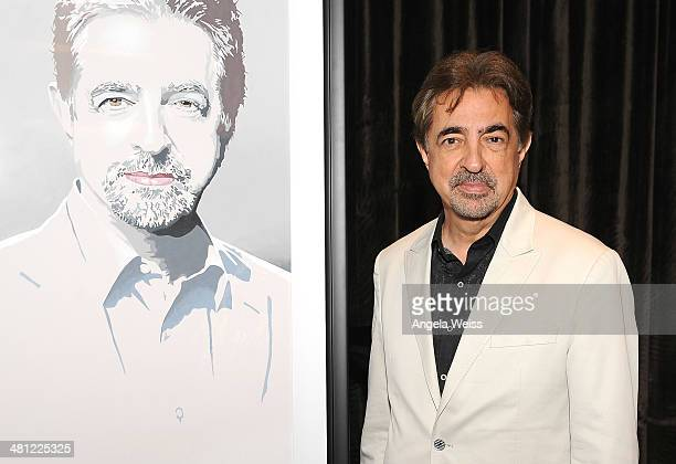 Actor Joe Mantegna attends the Hollywood Chamber of Commerce's 93rd annual Installation & Awards Luncheon at W Hollywood Hotel on March 28, 2014 in...