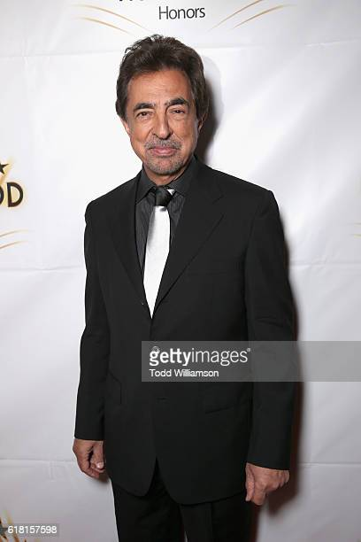 Actor Joe Mantegna attends the Hollywood Walk of Fame Honors at Taglyan Complex on October 25 2016 in Los Angeles California
