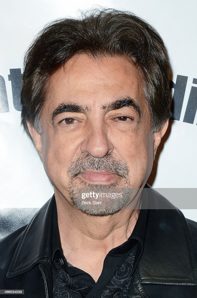 Actor Joe Mantegna is honored with an Ernie Award at the 2nd Annual Borgnine Movie Star Gala at Sportman's Lodge on February 1, 2014 in Studio City, California.