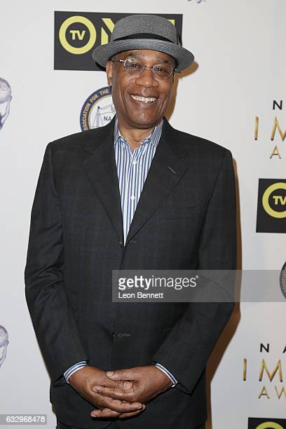 Actor Joe Morton arrives at the 48th NAACP Image Awards Nominees' Luncheon at Loews Hollywood Hotel on January 28 2017 in Hollywood California