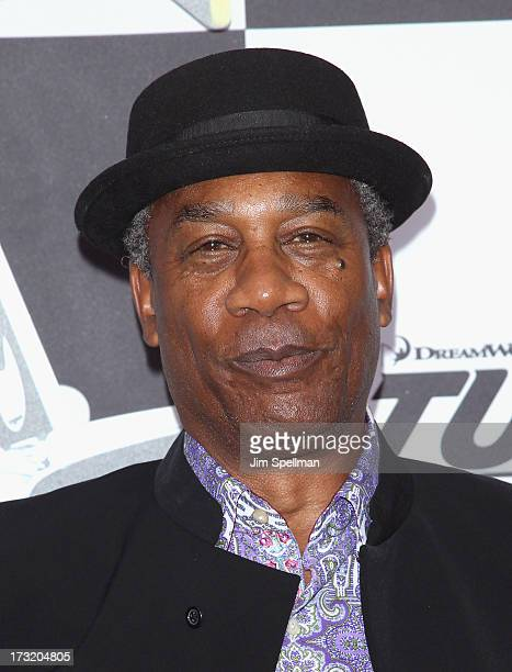 """Actor Joe Morton attends the """"Turbo"""" New York Premiere at AMC Loews Lincoln Square on July 9, 2013 in New York City."""
