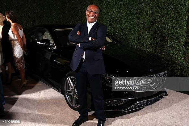 Actor Joe Morton attends Variety and Women in Film Emmy Nominee Celebration powered by Samsung Galaxy on August 23 2014 in West Hollywood California