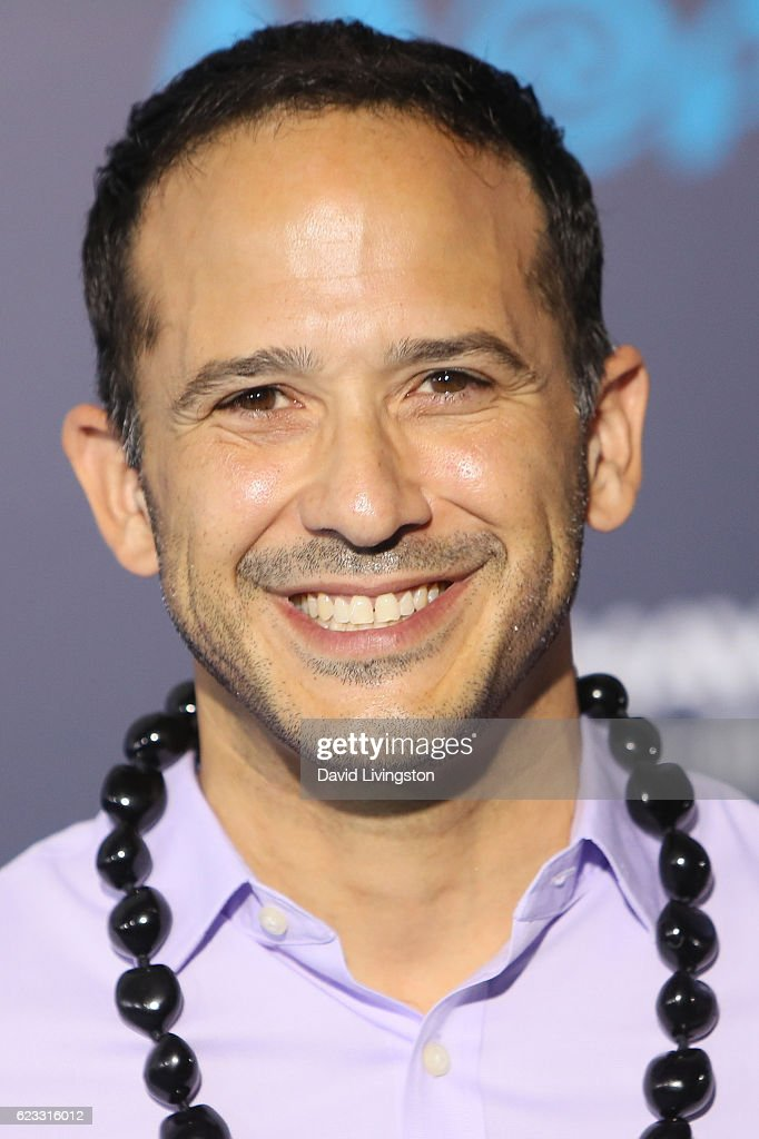 Actor Joe Nieves arrives at the AFI FEST 2016 presented by Audi premiere of Disney's 'Moana' held at the El Capitan Theatre on November 14, 2016 in Hollywood, California.