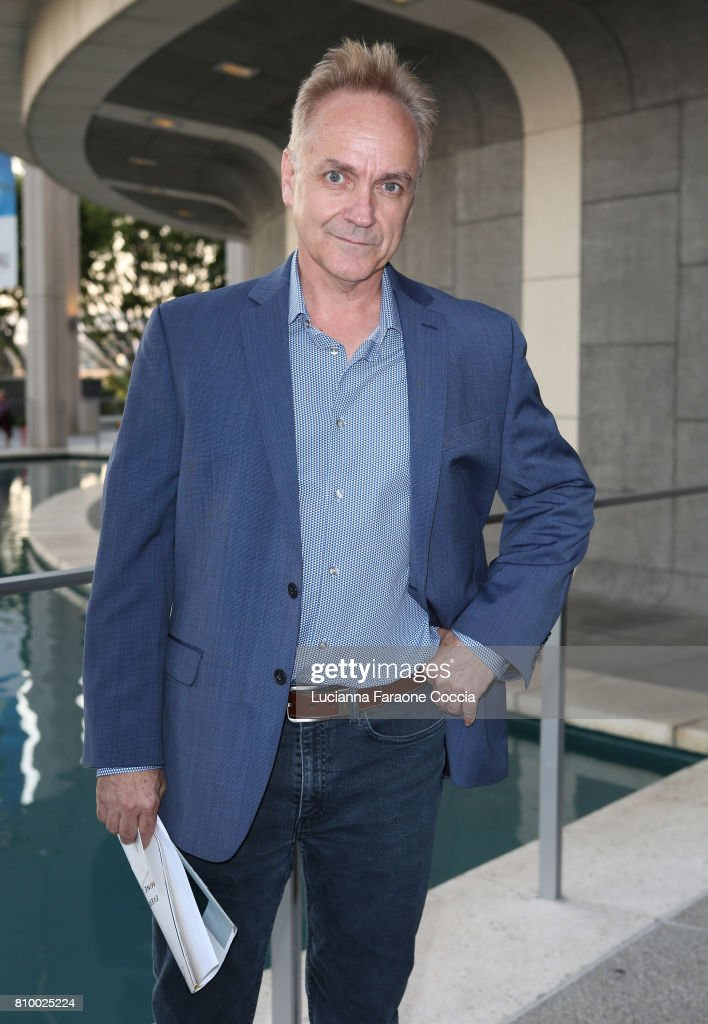 Actor Joe Pacheco attends the Opening Night of 'Heisenberg' at Mark Taper Forum on July 6, 2017 in Los Angeles, California.