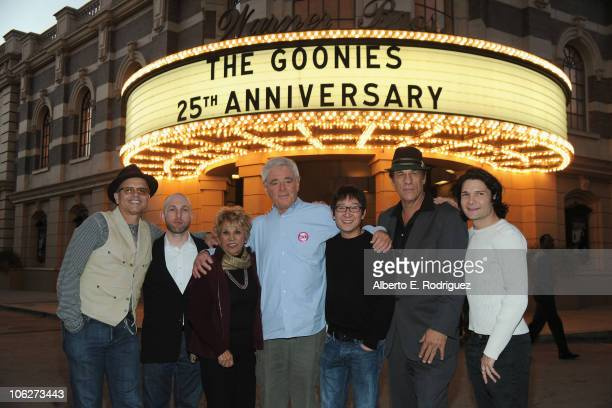 Actor Joe Pantoliano actor Jeff Cohen actress Lupe Ontiveros director Richard Donner actor Ke Huy Quan director Robert Davi and actor Corey Feldman...