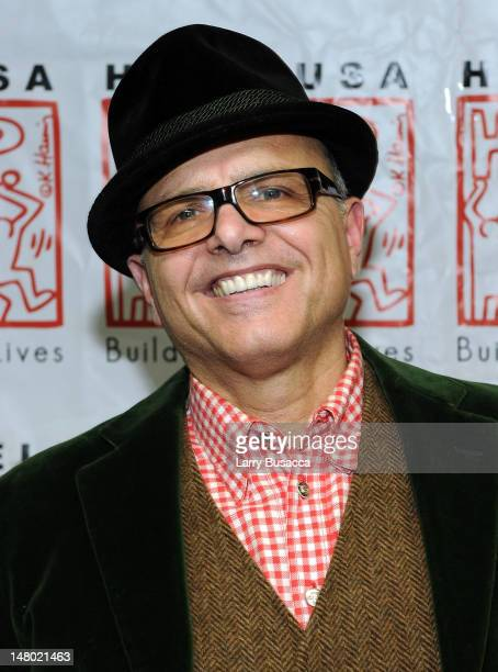 Actor Joe Pantoliano attends HELP USA and Oneida Indian Nation Feed Hundreds of NYC's Homeless for Our Heritage of HELPing Campaign at Genesis RFK...