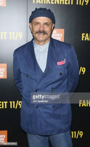 Actor Joe Pantoliano attends the Fahrenheit 11/9 New York premiere at Alice Tully Hall Lincoln Center on September 13 2018 in New York City