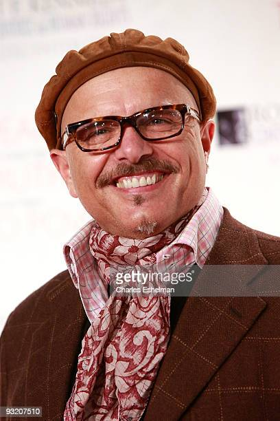Actor Joe Pantoliano attends the RFK Center Ripple of Hope Awards dinner at Pier Sixty at Chelsea Piers on November 18 2009 in New York City