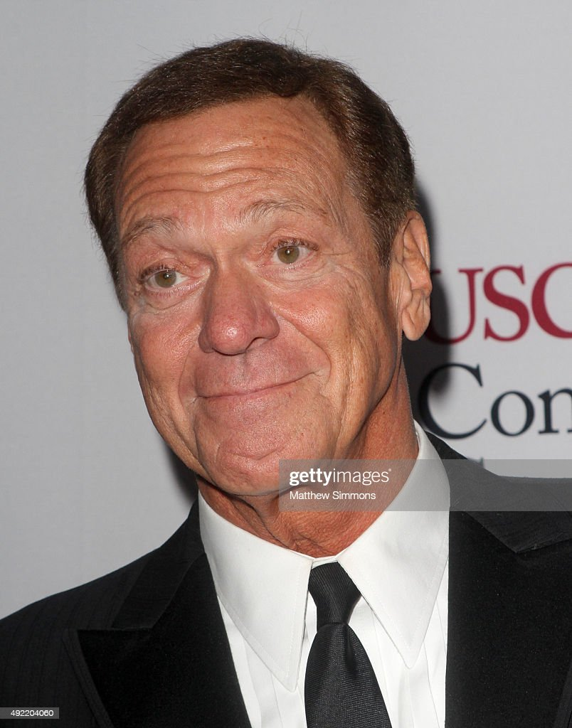 Actor Joe Piscopo attends the USC Norris Cancer Center Gala at the Beverly Wilshire Four Seasons Hotel on October 10, 2015 in Beverly Hills, California.