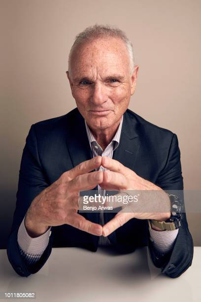Actor Joe Regalbuto of CBS's 'Murphy Brown' poses for a portrait during the 2018 Summer Television Critics Association Press Tour at The Beverly...