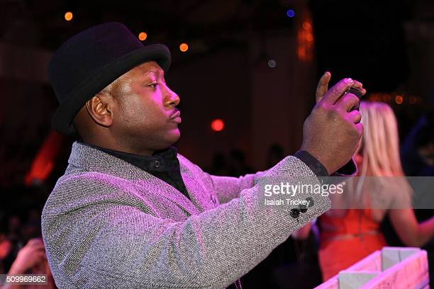 Actor Joe Torry attends the 2016 NBA AllStar Weekend Maxim Party at Muzik on February 12 2016 in Toronto Canada
