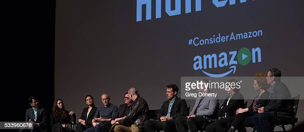 Actor Joel De La Fuente Executive Producer Isa Hackett Actress Alexa Davalos Executive Producer David Zucker Director of Photography Jim Hawkinson...