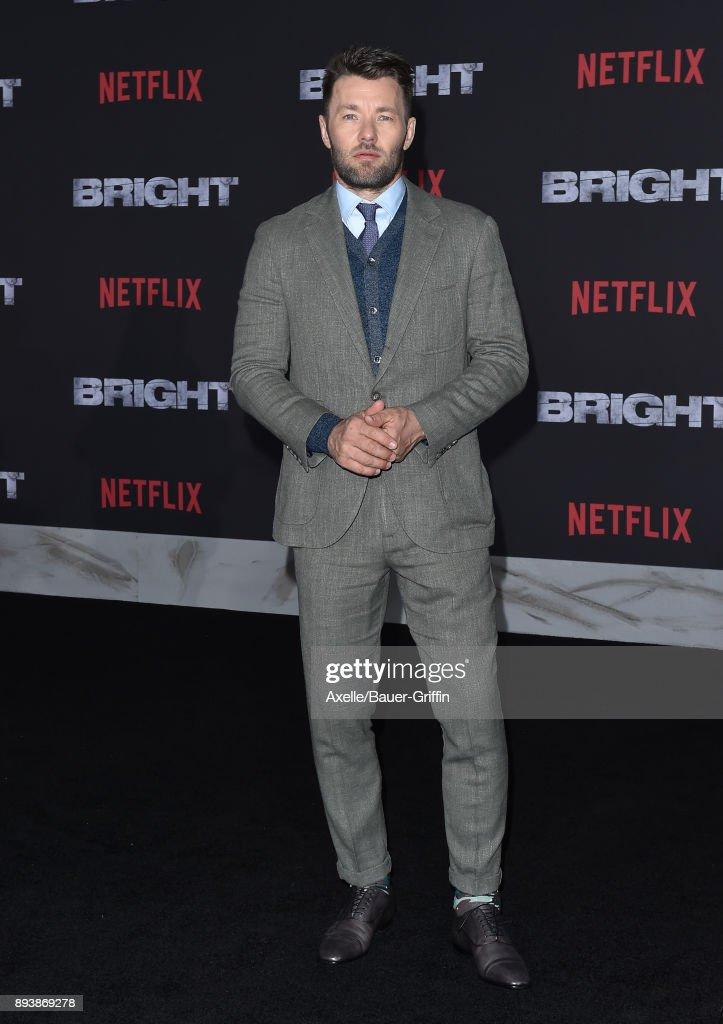 "Premiere Of Netflix's ""Bright"""