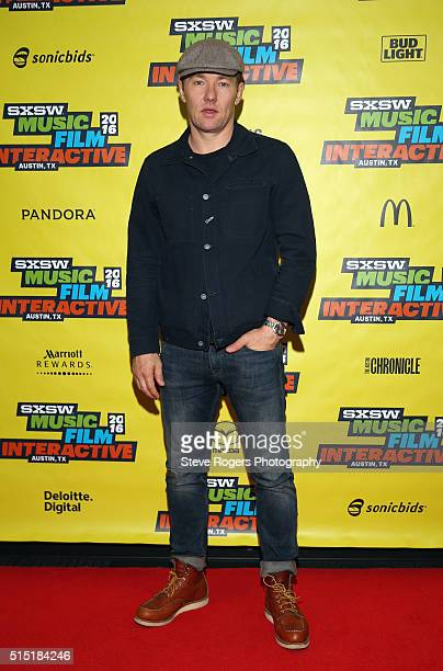 Actor Joel Edgerton attends 'A Conversation with Joel Edgerton' during the 2016 SXSW Music Film Interactive Festival at Austin Convention Center on...