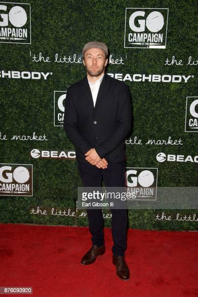 Actor Joel Edgerton attends the 2017 GO Campaign Gala at NeueHouse Los Angeles on November 18 2017 in Hollywood California