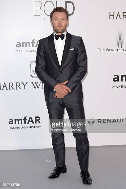 Actor Joel Edgerton attends the amfAR's 23rd Cinema Against AIDS Gala at Hotel du CapEdenRoc on May 19 2016 in Cap d'Antibes France