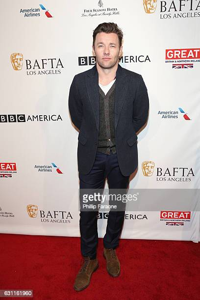 Actor Joel Edgerton attends The BAFTA Tea Party at Four Seasons Hotel Los Angeles at Beverly Hills on January 7 2017 in Los Angeles California