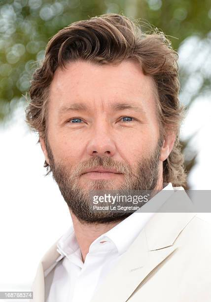 Actor Joel Edgerton attends 'The Great Gatsby' photocall during the 66th Annual Cannes Film Festival at the Palais des Festivals on May 15 2013 in...