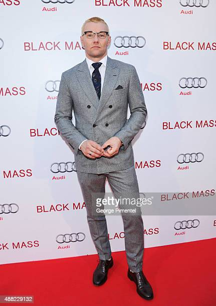 Actor Joel Edgerton attends the prescreening event for 'Black Mass' presented by Audi during the 2015 Toronto International Film Festival at Michaels...