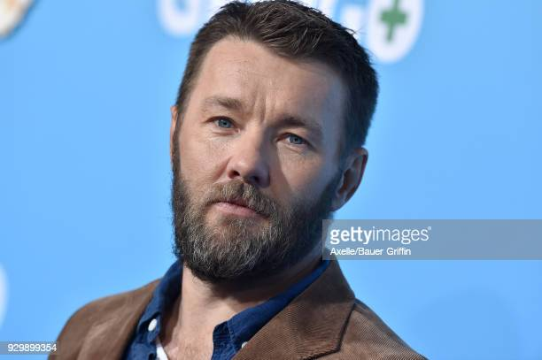 Actor Joel Edgerton attends the World Premiere of 'Gringo' at Regal LA Live Stadium 14 on March 6 2018 in Los Angeles California