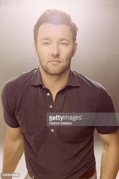 Actor Joel Edgerton is photographed for The Hollywood Reporter on May 14 2016 in Cannes France