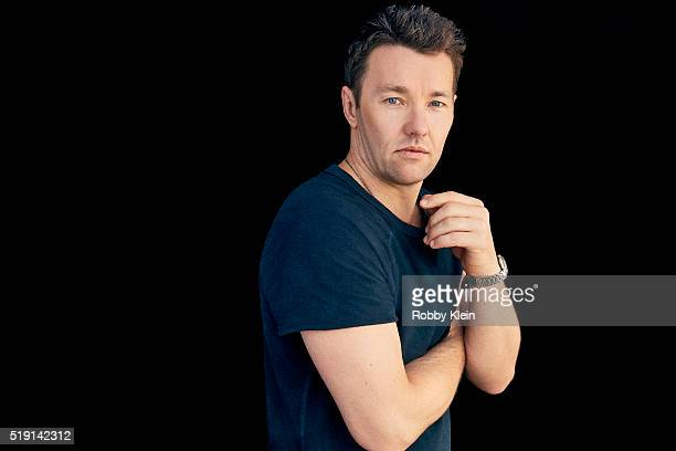 Actor Joel Edgerton is photographed for The Wrap on March 13 2016 in Austin Texas