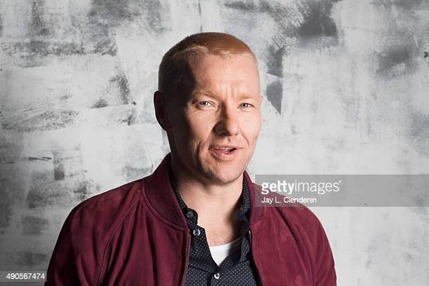 Actor Joel Edgerton of Black Mass is photographed for Los Angeles Times on September 25 2015 in Toronto Ontario PUBLISHED IMAGE CREDIT MUST READ Jay...