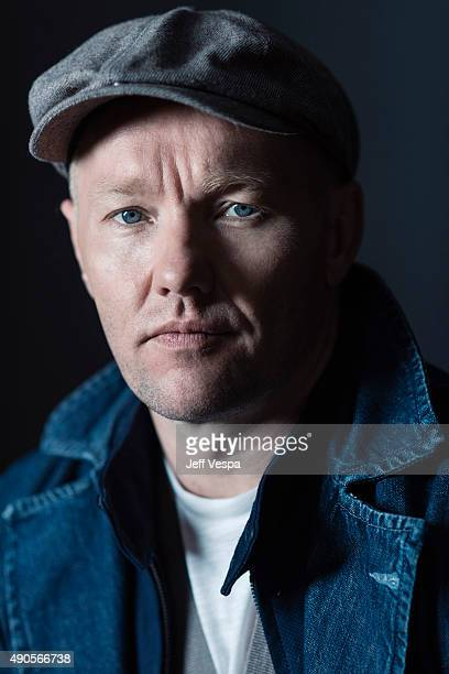 Actor Joel Edgerton of 'Black Mass' poses for a portrait at the 2015 Toronto Film Festival at the TIFF Bell Lightbox on September 15 2015 in Toronto...