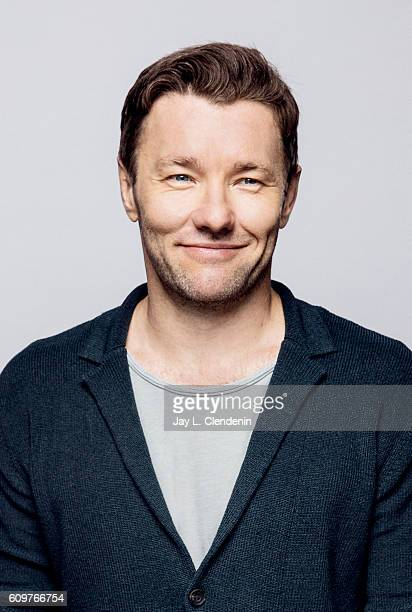 Actor Joel Edgerton of 'Loving' poses for a portraits at the Toronto International Film Festival for Los Angeles Times on September 10 2016 in...