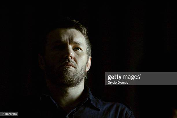 Actor Joel Edgerton poses during the program launch for the Sydney Film Festival at Customs House on May 8, 2008 in Sydney, Australia.