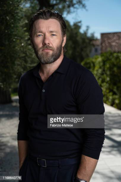 Actor Joel Edgerton poses for a portrait on September 3, 2019 in Venice, Italy.