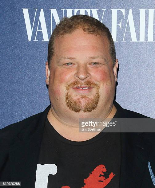 Actor Joel Garland attends the premiere of EPIX original series Graves hosted by EPIX and Vanity Fair at Museum of Modern Art on October 5 2016 in...
