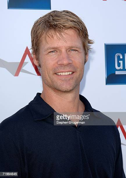Actor Joel Gretsch arrives at the 9th annual American Film Institute Golf Classic at he Trump National Golf Club September 25 2006 in Rancho Palos...