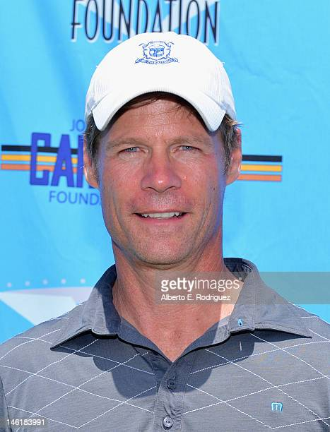 Actor Joel Gretsch arrives to the Screen Actors Guild Foundation's 3rd Annual LA Golf Classic at Lakeside Golf Club on June 11 2012 in Burbank...