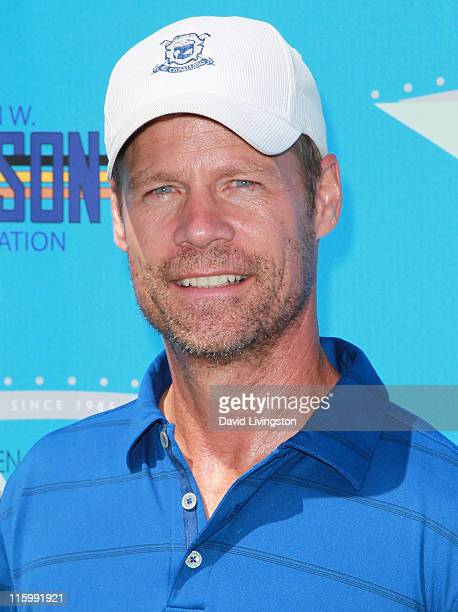Actor Joel Gretsch attends the 2nd Annual SAG Foundation Golf Classic at El Caballero Country Club on June 13 2011 in Tarzana California