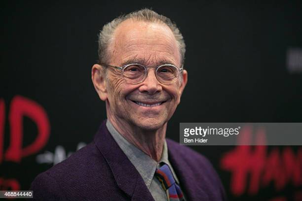 "Actor Joel Grey attends ""Hand To God"" Broadway Opening Night at Booth Theater on April 7, 2015 in New York City."