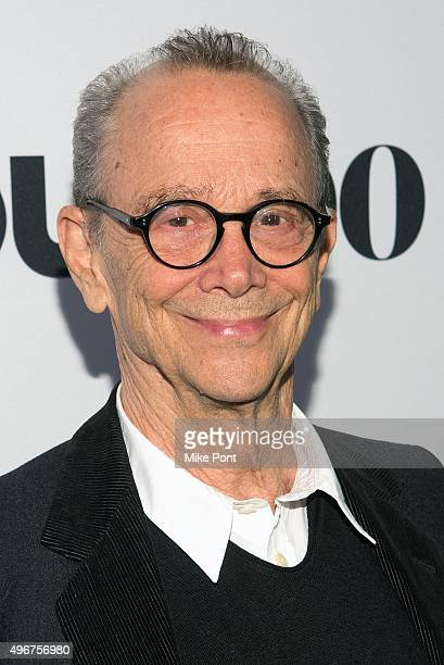 Actor Joel Grey attends the 2015 OUT 100 Celebration at Guastavino's on November 11 2015 in New York City