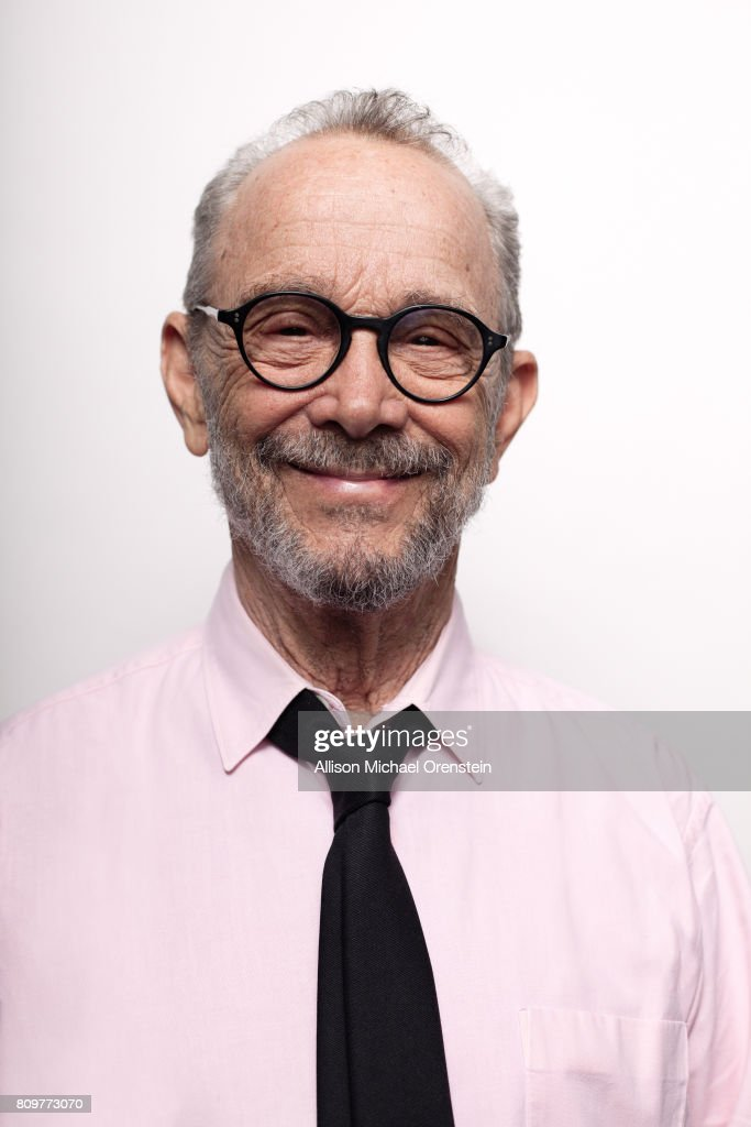 Actor Joel Grey is photographed for Wall Street Journal on February 15, 2017 in New York City.